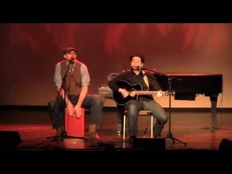 """Curtis Ishler & Matt Greer at """"Happy Valley's Got Talent 2013"""""""