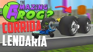 A CORRIDA LENDÁRIA! - Amazing Frog