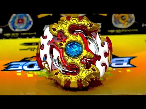 Spriggan Requiem .0.Zt Starter (B-100) Unboxing & Review! - Beyblade Burst God/Evolution