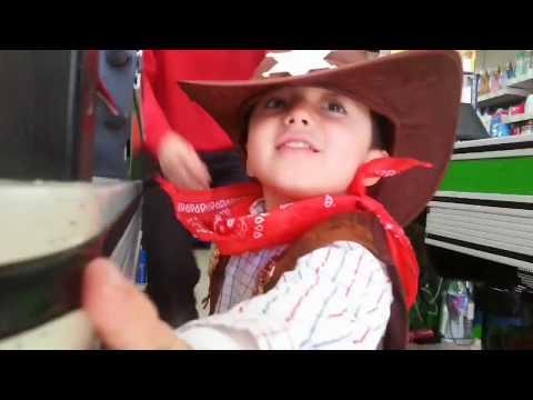 David carnaval 2018 disfraz vaquero 9 2 2018