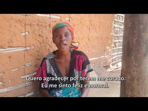 Trabalho de amor: Combatendo a fístula obstétrica em Moçambique