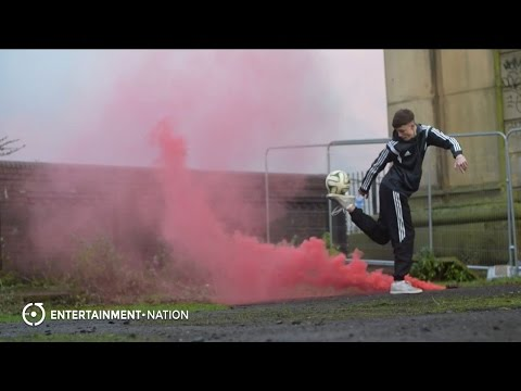 Pro Freestyle Football - Professional Entertainer