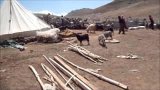 Arıcak kepir yaylası 2012