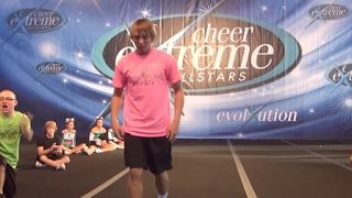 Cheer Extreme Archives Standing Double Full Contest 2012