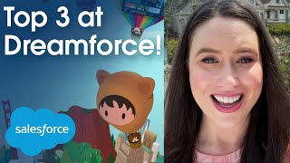 Top 3 Things to See at Dreamforce 2021 | Salesforce