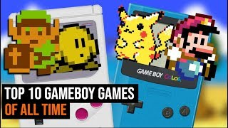 Top 10 Gameboy Games Of All Time