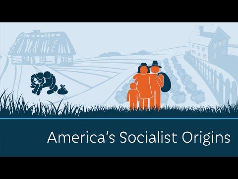 America's Socialist Origins