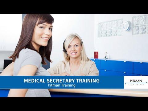 Medical Secretary Training Courses Cork 2020 - YouTube