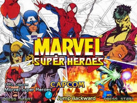 Marvel Super Heroes Walkthrough - Marvel Super Heroes