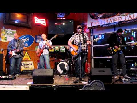"Steven Chase and The Lost Souls - ""Texas Highway"""
