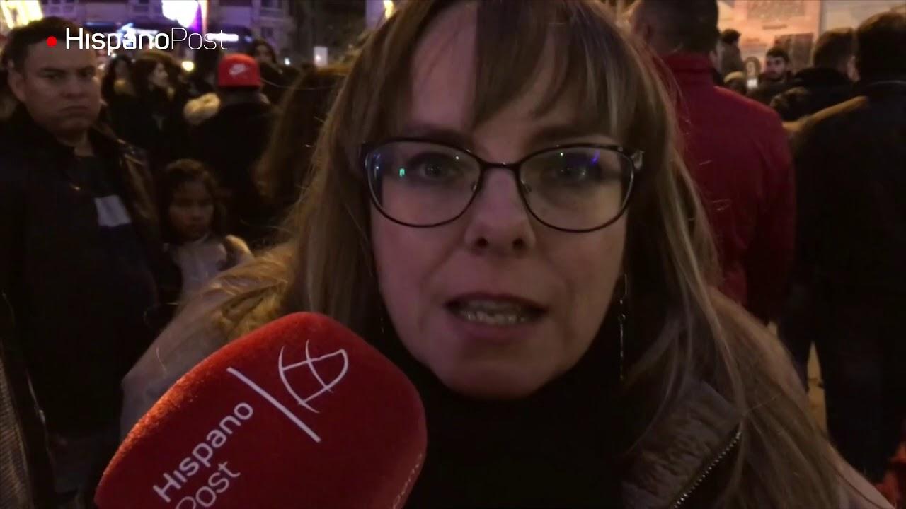 Caos en Madrid por el cambio en el sentido de las calles