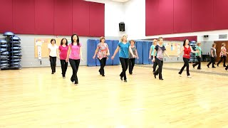 Simple As Can Be   Line Dance (Dance & Teach In English & 中文)