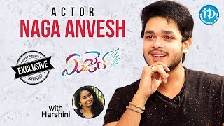 Angel Movie Actor Naga Anvesh Exclusive Interview