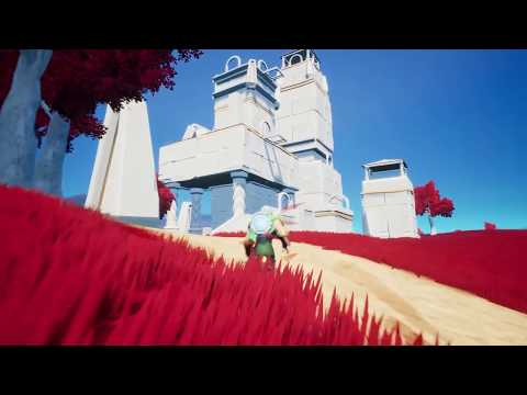 Effie - Alpha Trailer [3D Action Adventure Game 2019] - PlayStation 4 & PC thumbnail