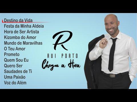Rui Porto - Chegou a hora (Full album)