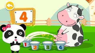 Learning and Playing - Babies learns to count from 1 to 10 - Numbers Education Game for Kid