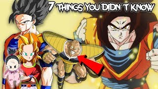 7 Things You Didn't Know About Super Saiyan (Probably) - Dragon Ball