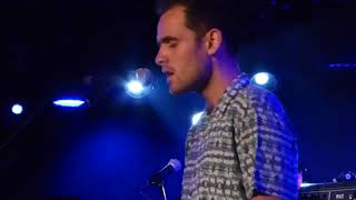 """Video thumbnail of """"According2g.com presents """"Alright"""" live by Jordan Rakei at Mercury Lounge in NYC"""""""