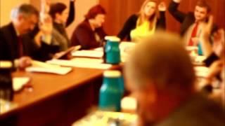 preview picture of video 'Sesja Rady Gminy Kluki z dnia 08.12.2014 część 1'