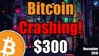 URGENT: Bitcoin Crashing $300 SEC Delays Decision on VanEck-SolidX Bitcoin ETF [Crypto News]