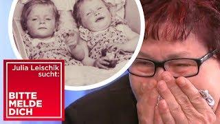 Zwillinge durch Adoption getrennt: 54 Jahre große Sehnsucht! | 2/2 | Bitte melde dich | SAT.1