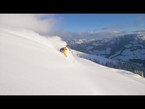 Freeriden und Powdern im Ski Juwel Alpbachtal Wildschönau