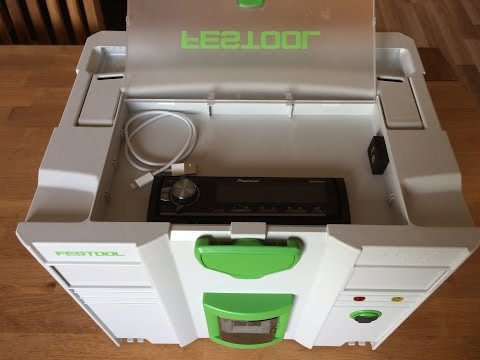 Festool Systainer - Media & Power Hub