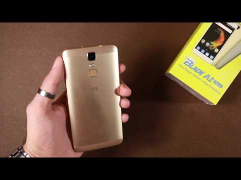 ZTE Blade A2 Plus: First Look | Hands on | Launch