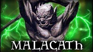 Skyrim: SHAMED & CORRUPTED - Malacath, the Daedric Prince of Orcs - Elder Scrolls Lore