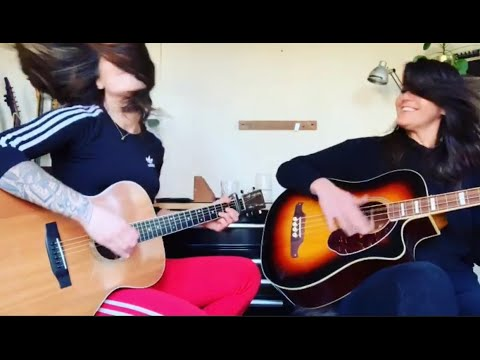 No Place - Backstreet Boys Cover By Moa Munoz And Leanne Bowes