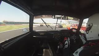Dan Minton Silverstone Int Part 1 CSCC Special Saloons and Modsports 5-5-18