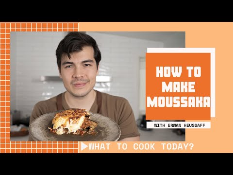 How to Make Moussaka 🍆 | What to Cook Today?