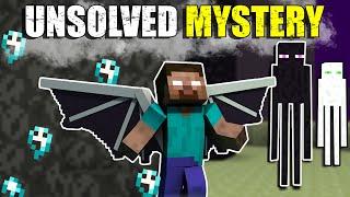 Minecraft unsolved mysteries   Minecraft in Hindi