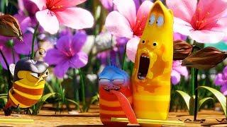 LARVA - ANGRY BEE | Cartoon Movie | Cartoons For Children | Larva Cartoon | LARVA Official