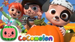 Pumpkin Patch - Fall Halloween Song | CoCoMelon Nursery Rhymes & Kids Songs