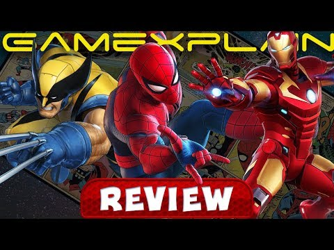 Marvel Ultimate Alliance 3 - REVIEW - YouTube video thumbnail