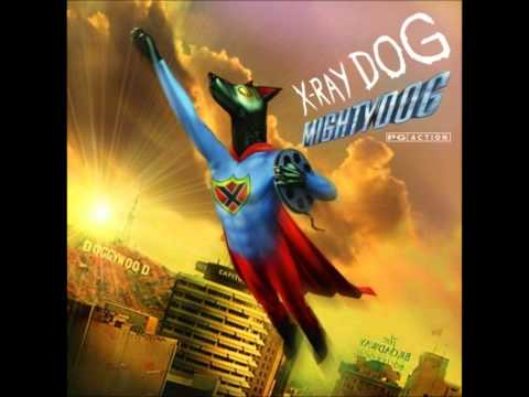 X-Ray Dog - XRCD 22 - MIGHTY DOG - Action (Without Repetitions)