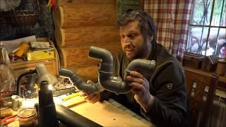 Гидрозатвор для трубы 110 мм в уфе
