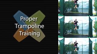 #11 Boat Wakeboard Intermediate – Trampoline training
