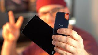 HDD und SSD Unterschied | welche (externe) Festplatte ist besser ?