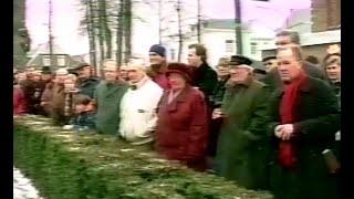 Onthulling plaquette 'Nieuw Oisterwijk', 1996