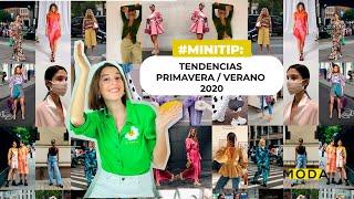 TENDENCIAS #MODA: PRIMAVERA VERANO 2020/2021 Argentina