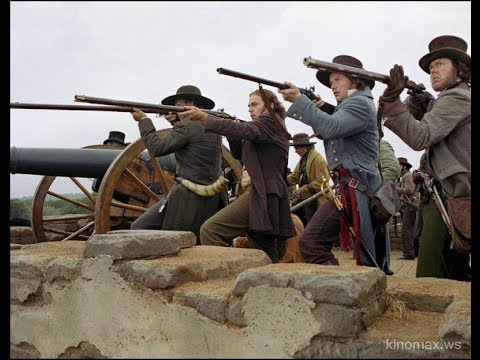 Форт Аламо: Нарезка боевых эпизодов