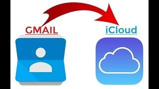 How to Transfer GMail Contacts to Your iCloud Account (iphone) Easy Mathod 2018