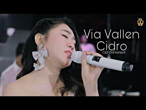 , title : 'Via Vallen  - Cidro  ( Official )'