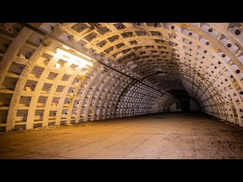 Hidden Under the City: Abandoned WW2 Shelter with Power - URBEX UK