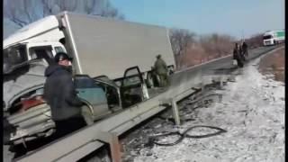 Авария у Черниговки