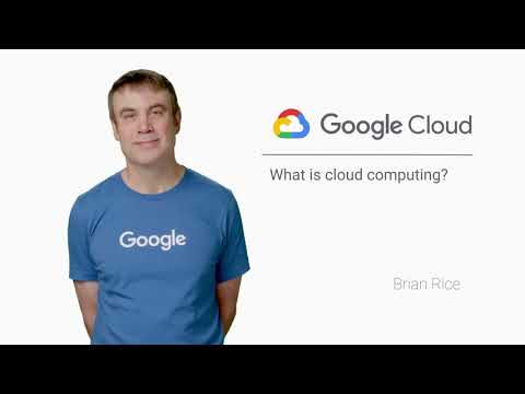 What is Cloud Computing? – Google Cloud Platform Fundamentals: Core Infrastructure #2