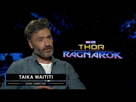 Thor: Ragnarok (Taika Waititi Interview)