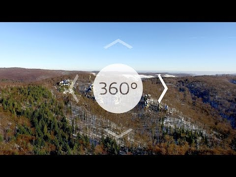 Скелі Довбуша. Моя країна 360